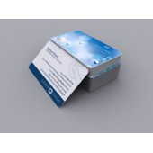 Ascend Living Business Cards (pack of 250)  (rounded corners)