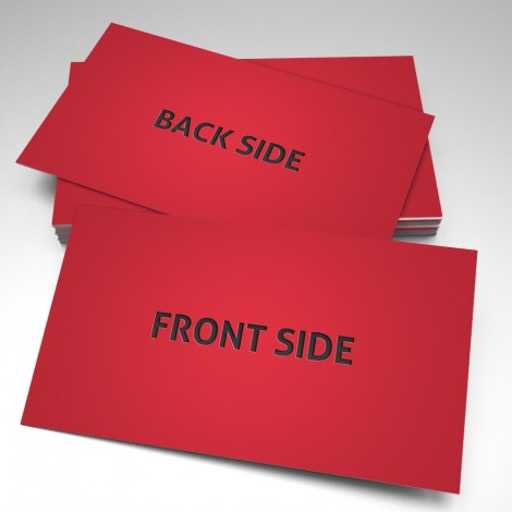 Double Sided Business Cards (pack of 250)