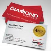 Diamond Wireless DE Business Cards (pack of 250)