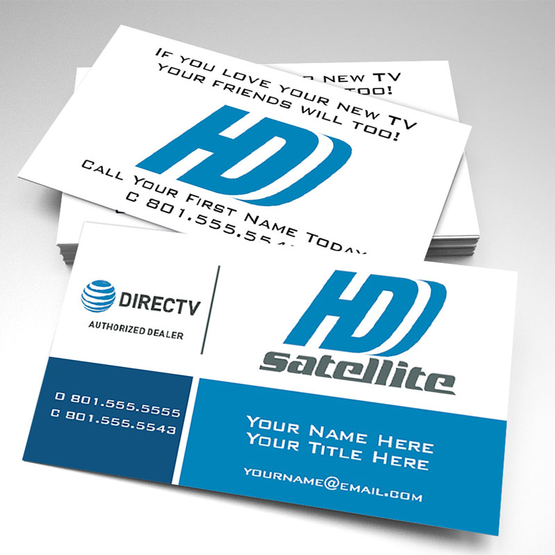 Hdd satellite business cards pack of 250 elevate hdd satellite business cards pack of 250 colourmoves Image collections
