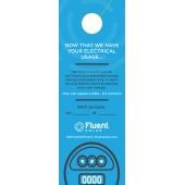 Fluent Door Hanger Style 003 (pack of 25)