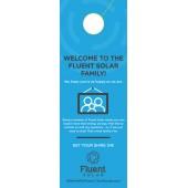Fluent Door Hanger Style 006 (pack of 25)