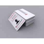 Keller Williams South Valley Realty Business Card (pack of 50) (rounded corners)