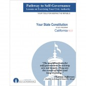 CALIFORNIA State Constitution Workbook