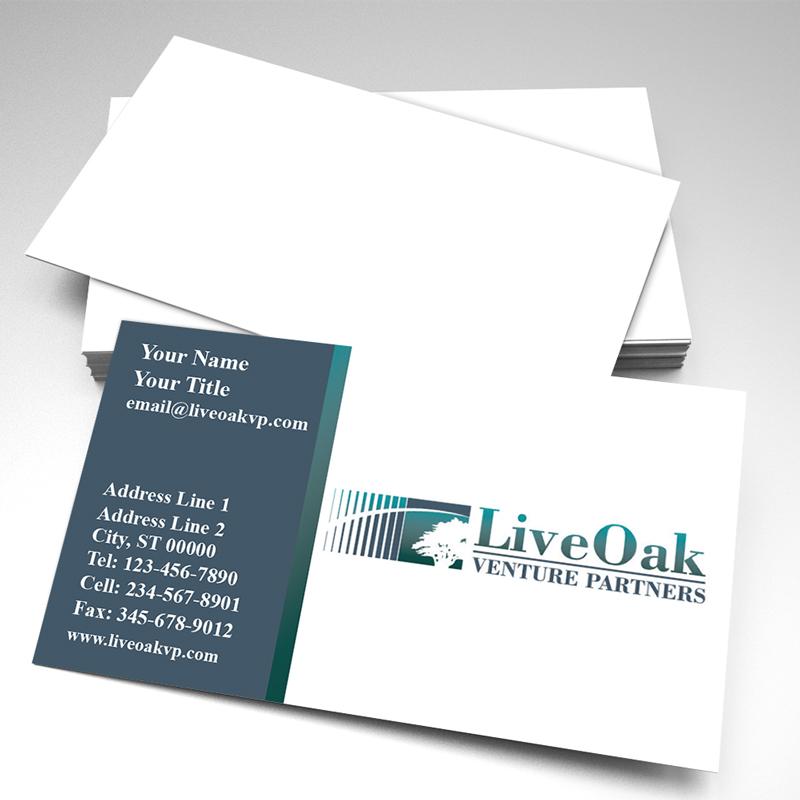 Live oak business cards pack of 250 colourmoves