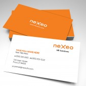 Nexeo Standard Business Cards (pack of 250)
