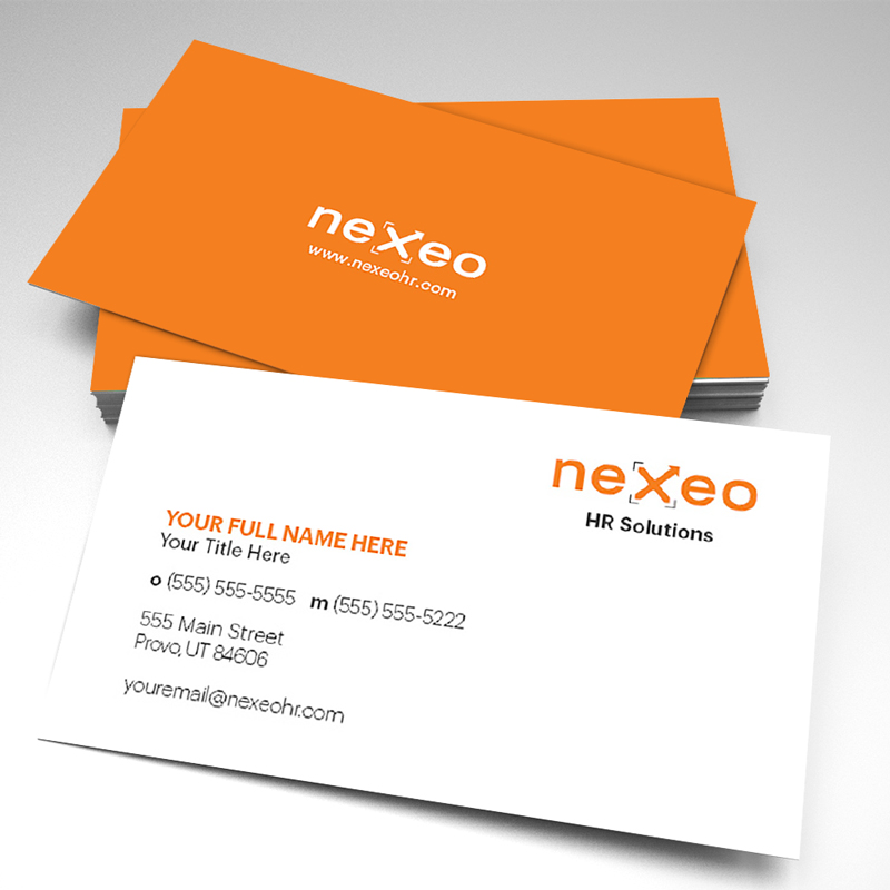 Standard Business Cards (pack of 250)