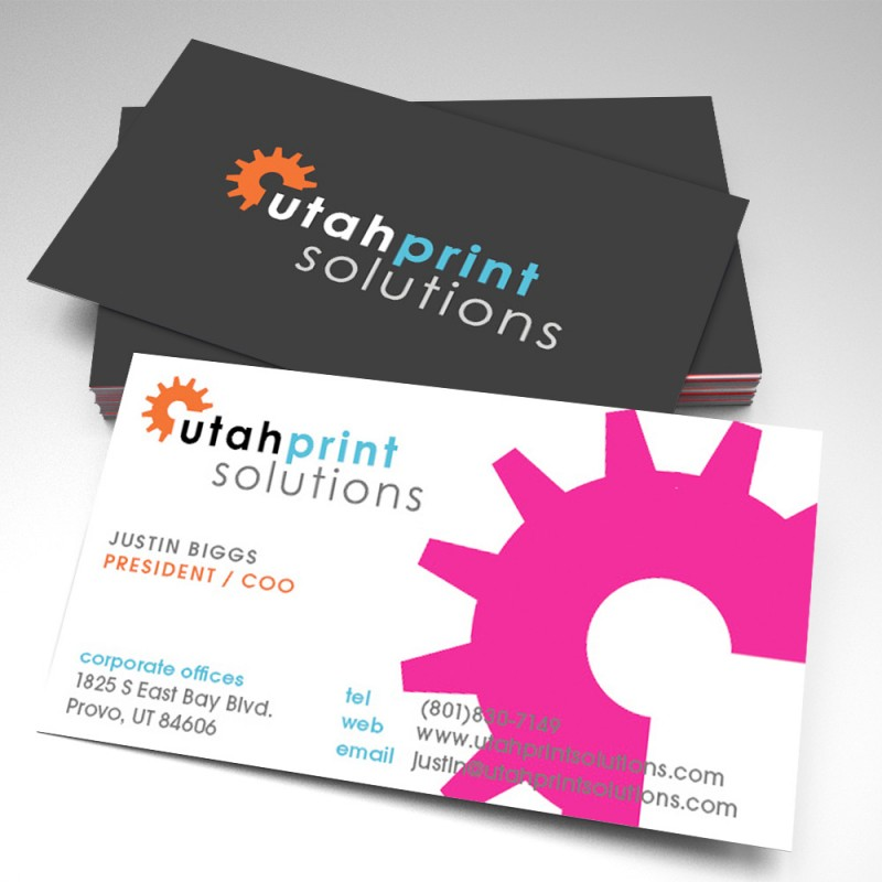 Print Solutions Business Cards (pack of 250)